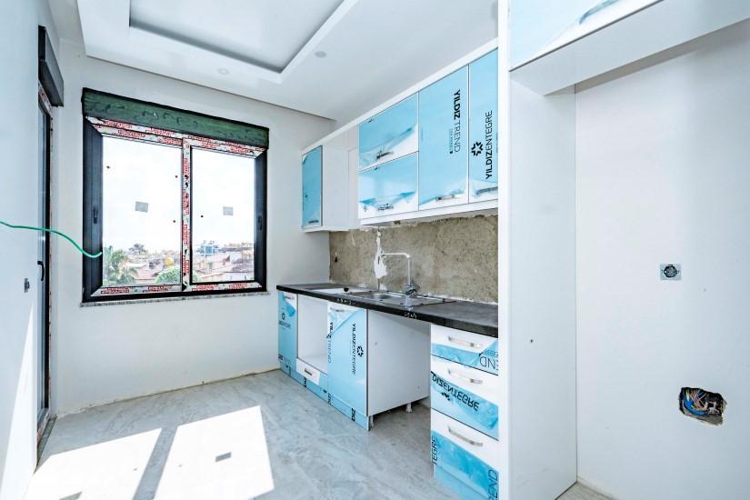 Новая квартира 2+1 в самом центре Алании - Фото 14