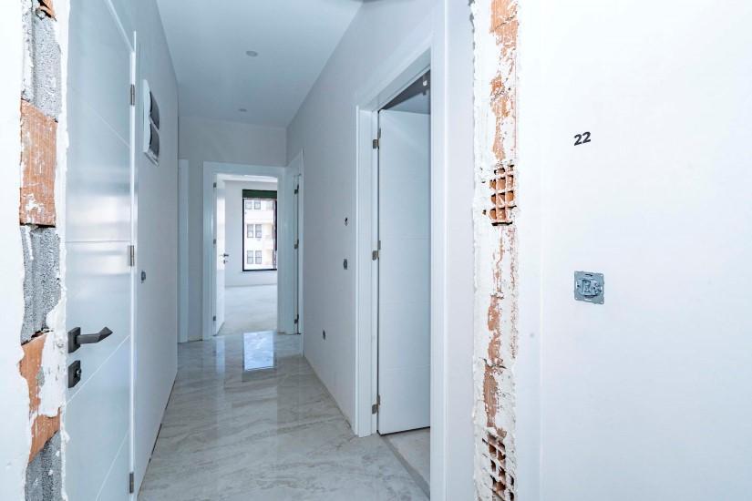 Новая квартира 2+1 в комплексе люкс в центре Алании - Фото 17