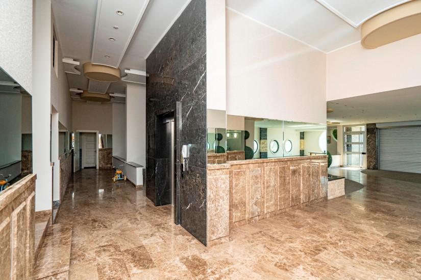Видовая квартира 2+1 в комплексе люкс в Алании рядом со смотровой площадкой - Фото 24
