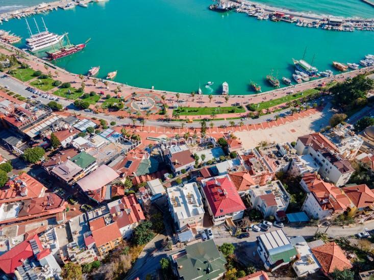 Две смежные квартиры в историческом центре Алании - Фото 2