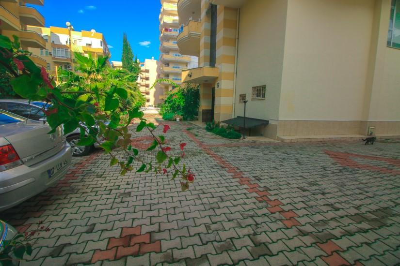 Пентхаус с хорошими видами и большой площадью в Махмутларе - Фото 6