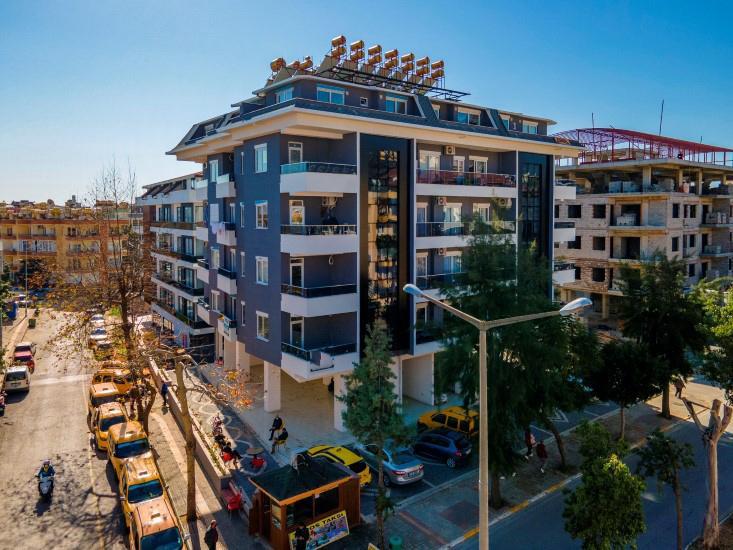 Трехкомнатная квартира рядом с центром Алании - Фото 22
