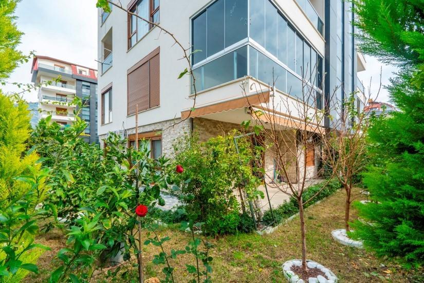 Садовый дуплекс 3+1 в Кестеле рядом с морем - Фото 8