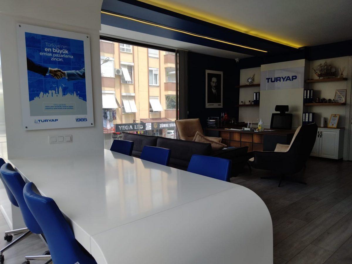 Офис с удачной локацией в центре Алании - Фото 15