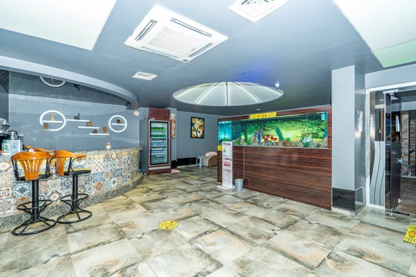 Трехкомнатная квартира с мебелью в Джикджилли  - Фото 27