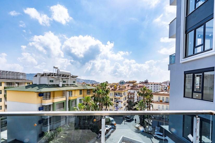 Новая квартира 2+1 в самом центре Алании - Фото 20