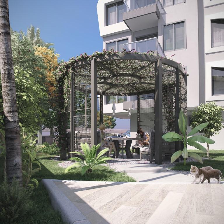 Апартаменты в центре Алании по ценам от застройщика - Фото 12