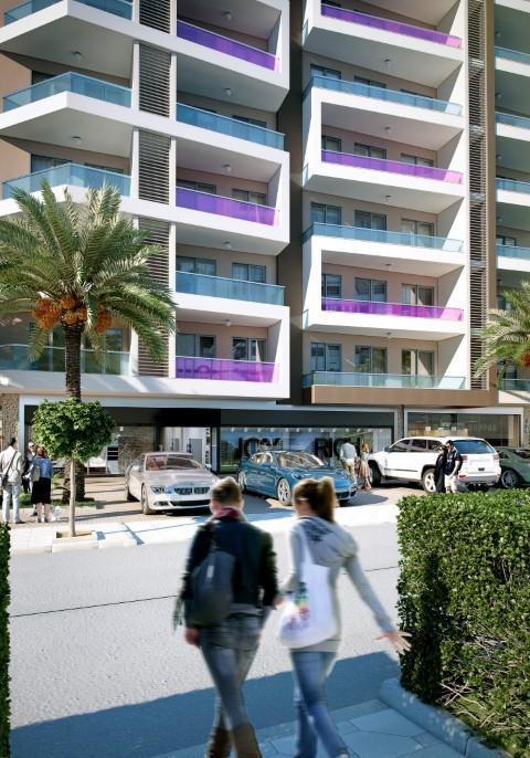 Новый жилой комплекс премиум-класса в районе Авсаллар  - Фото 2