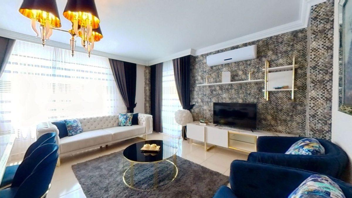 Красивая квартира 2+1 с мебелью в Махмутларе - Фото 6