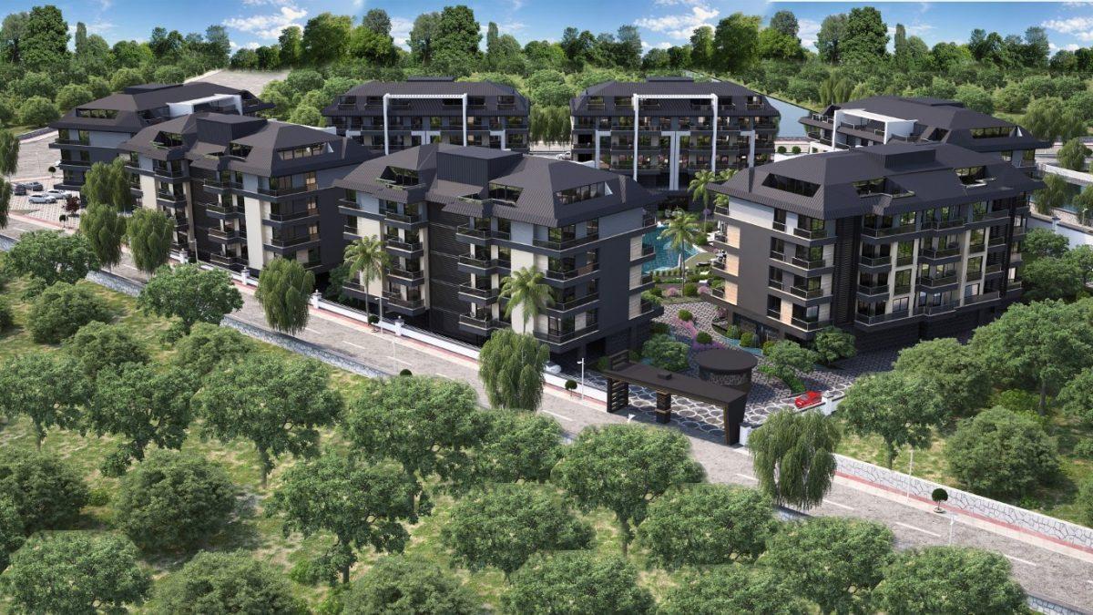 Грандиозный инвестиционный проект в европейском районе Оба - Фото 3