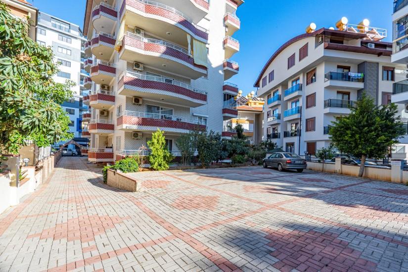 Трёхкомнатные апартаменты в центре Алании - Фото 3