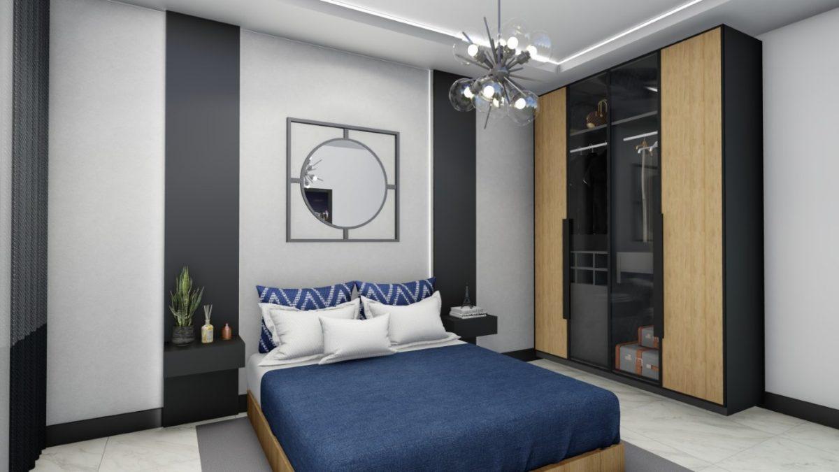 Привлекательный проект жилого комплекса в европейском районе Алании Оба - Фото 17