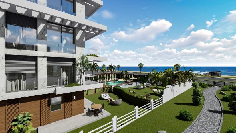 Новые квартиры на первой береговой линии в районе Кестель - Фото 3