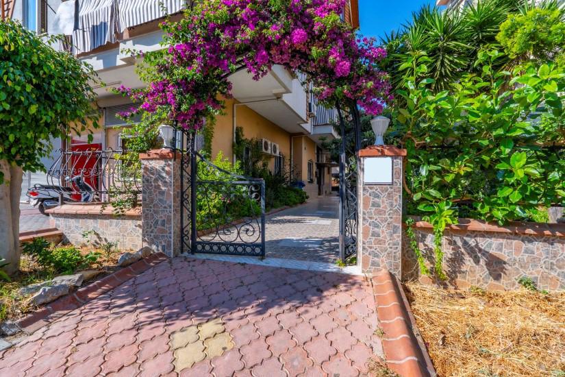 Четырёхкомнатная квартира в центре Алании по доступной цене - Фото 6