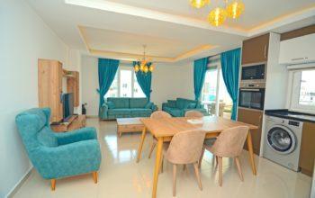 Меблированная квартира 2+1 в Махмутларе