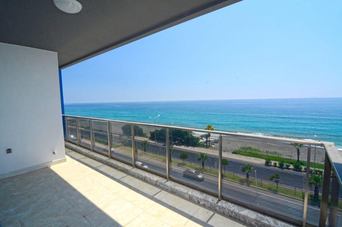 Новая квартира 2+1 на первой береговой линии в Махмутларе - Фото 20
