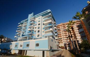 Просторные апартаменты для всей семьи в Махмутларе по привлекательной цене