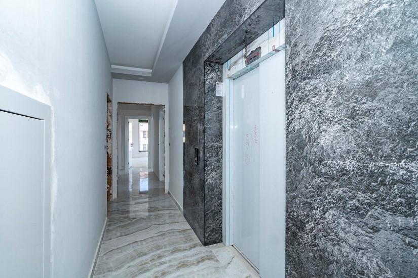 Новая квартира 2+1 в комплексе люкс в центре Алании - Фото 16