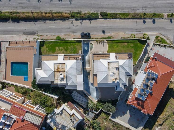 Видовая квартира 2+1 в комплексе люкс в Алании рядом со смотровой площадкой - Фото 21