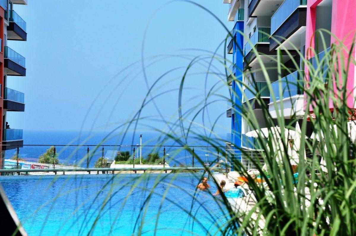 Меблированная квартира 2+1 с видом на море - Фото 3