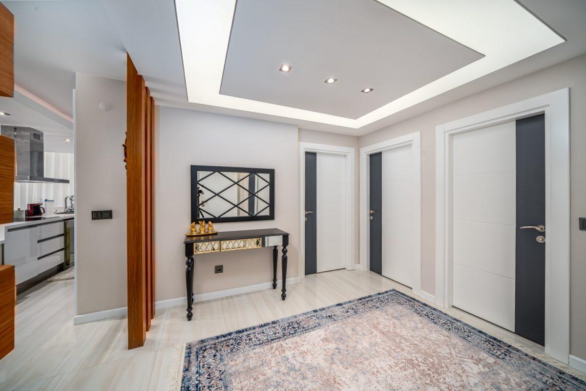 Меблированная квартира в комплексе с богатой инфраструктурой в Кыргыджак - Фото 20