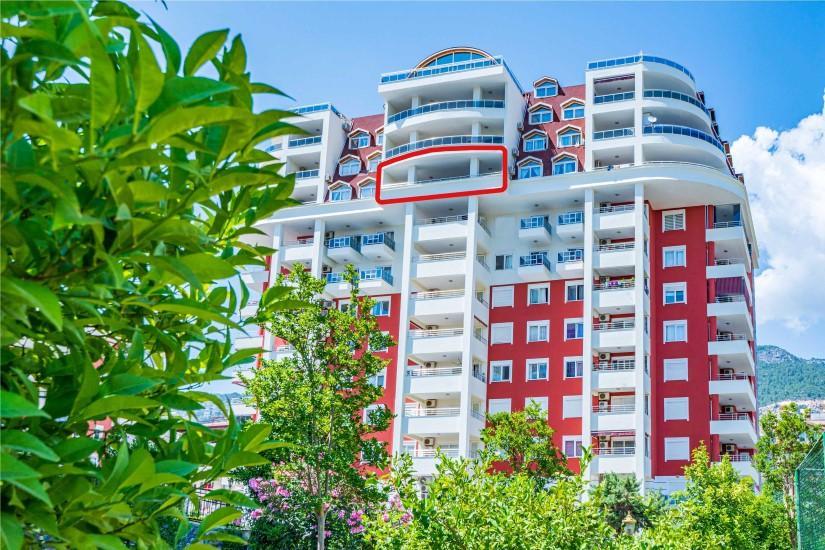 Просторная меблированная квартира 2+1 в Джикджилли - Фото 6