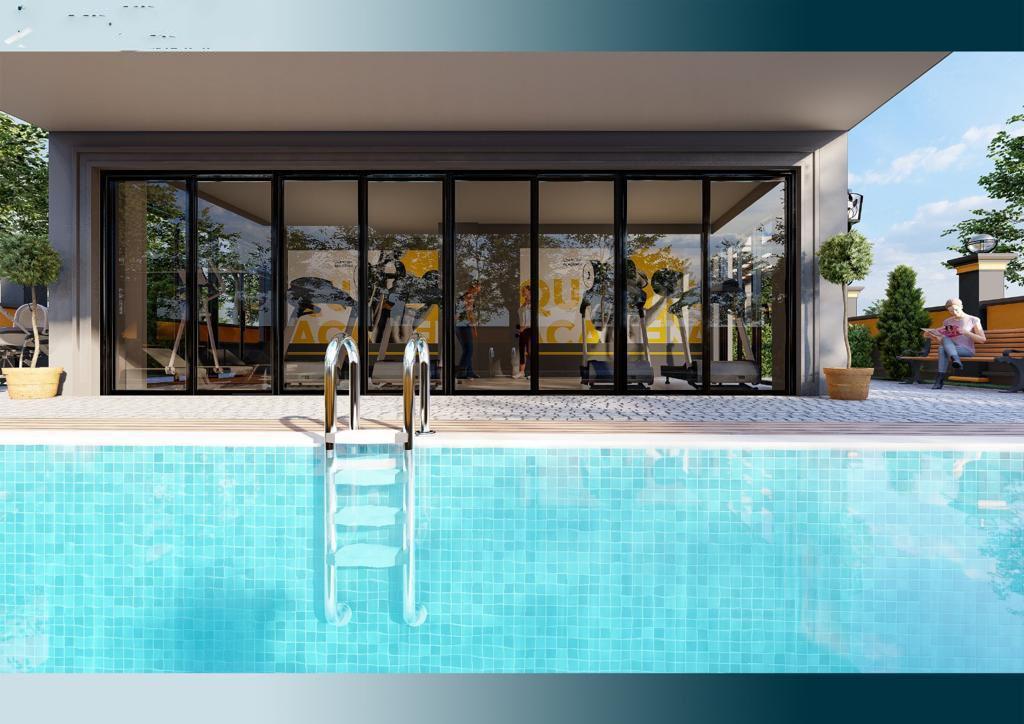 Апартаменты в новом комплексе по привлекательным ценам в Махмутларе - Фото 4