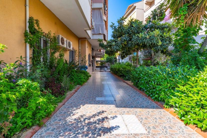Четырёхкомнатная квартира в центре Алании по доступной цене - Фото 7