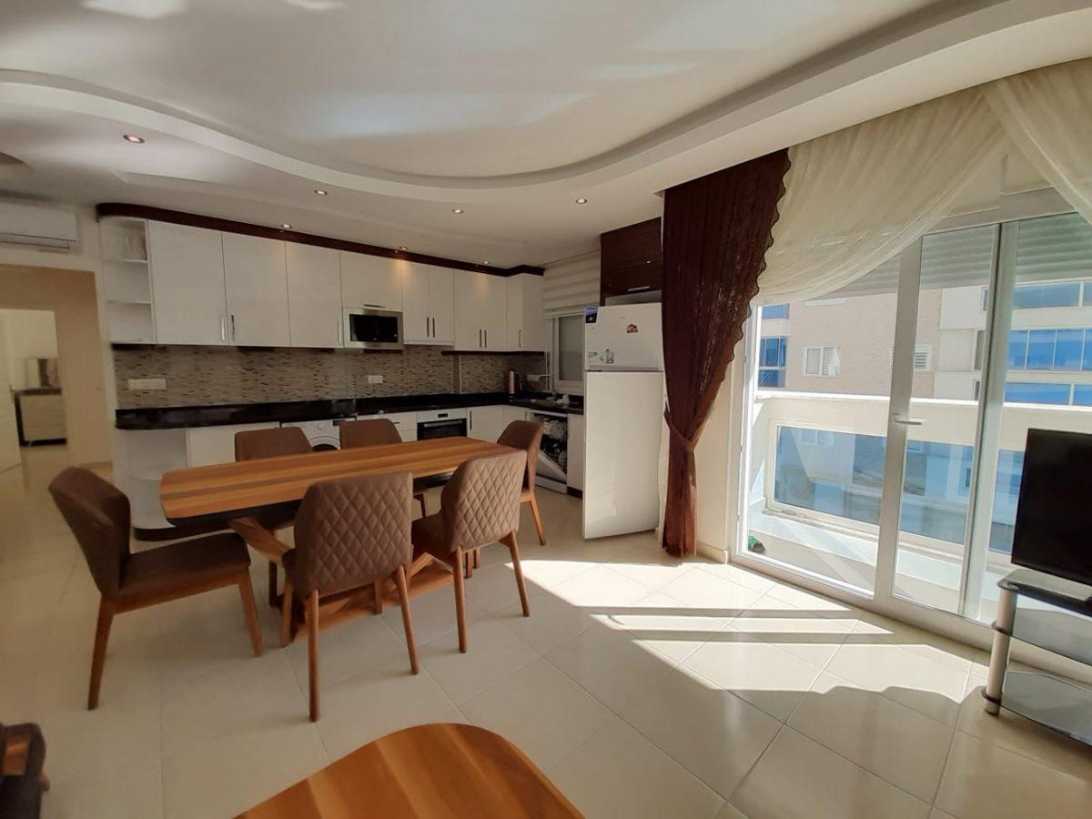 Просторные апартаменты 2+1 в новом комплексе в Махмутларе - Фото 17