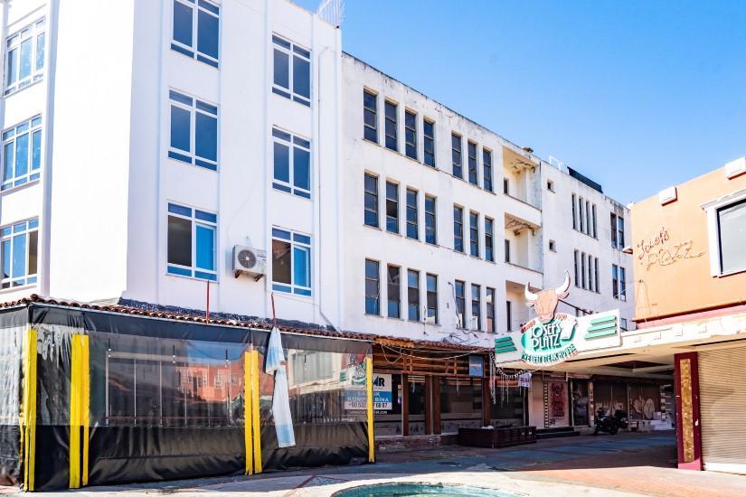 Жилой комплекс с коммерческими помещения с уникальной локацией в центре Алании - Фото 7