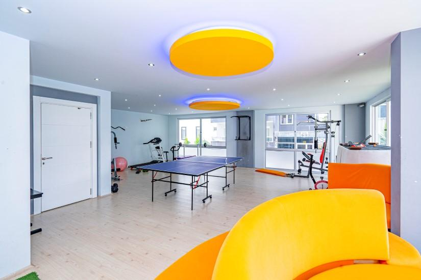 Трехкомнатная квартира с мебелью в Джикджилли  - Фото 3