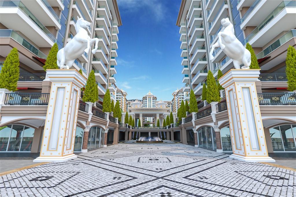 Видовые апартаменты в престижном комплексе Махмутлара - Фото 3