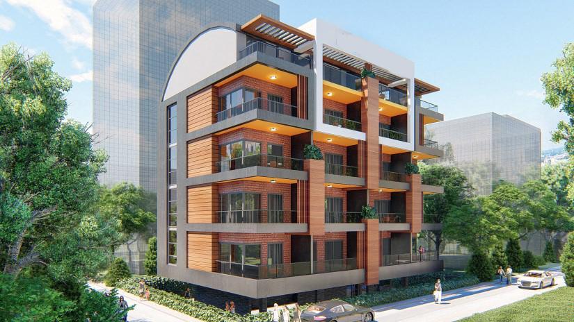 Две квартиры в самом центре города Алании - Фото 3