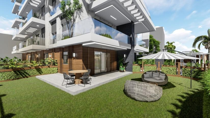 Новые квартиры на первой береговой линии в районе Кестель - Фото 4