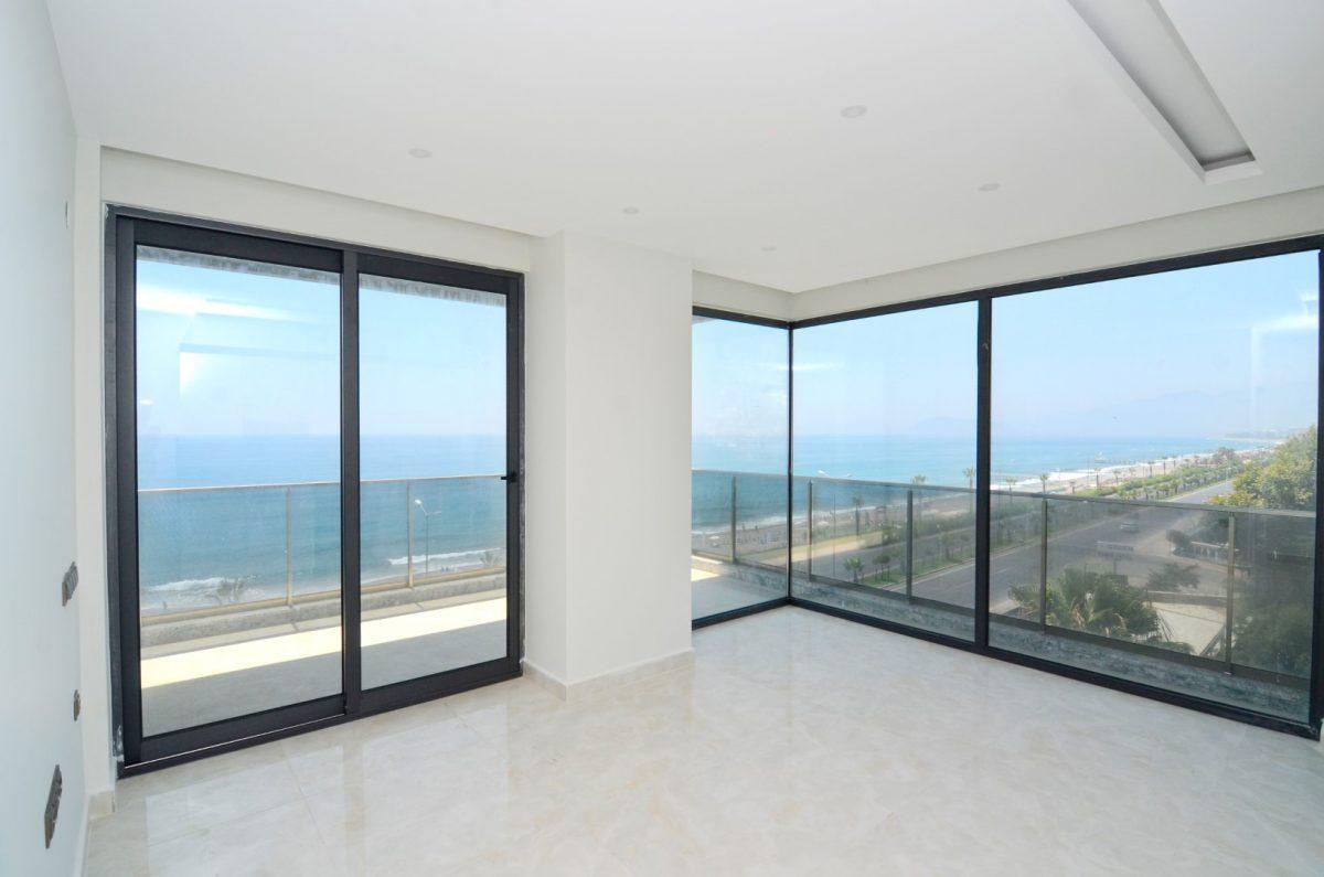 Новая квартира 2+1 на первой береговой линии в Махмутларе - Фото 21