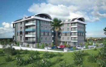 Новый комплекс рядом с морем, с просторными планировками