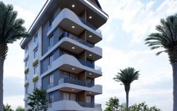 Апартаменты по выгодным ценам от застройщика в центре Алании близко к морю