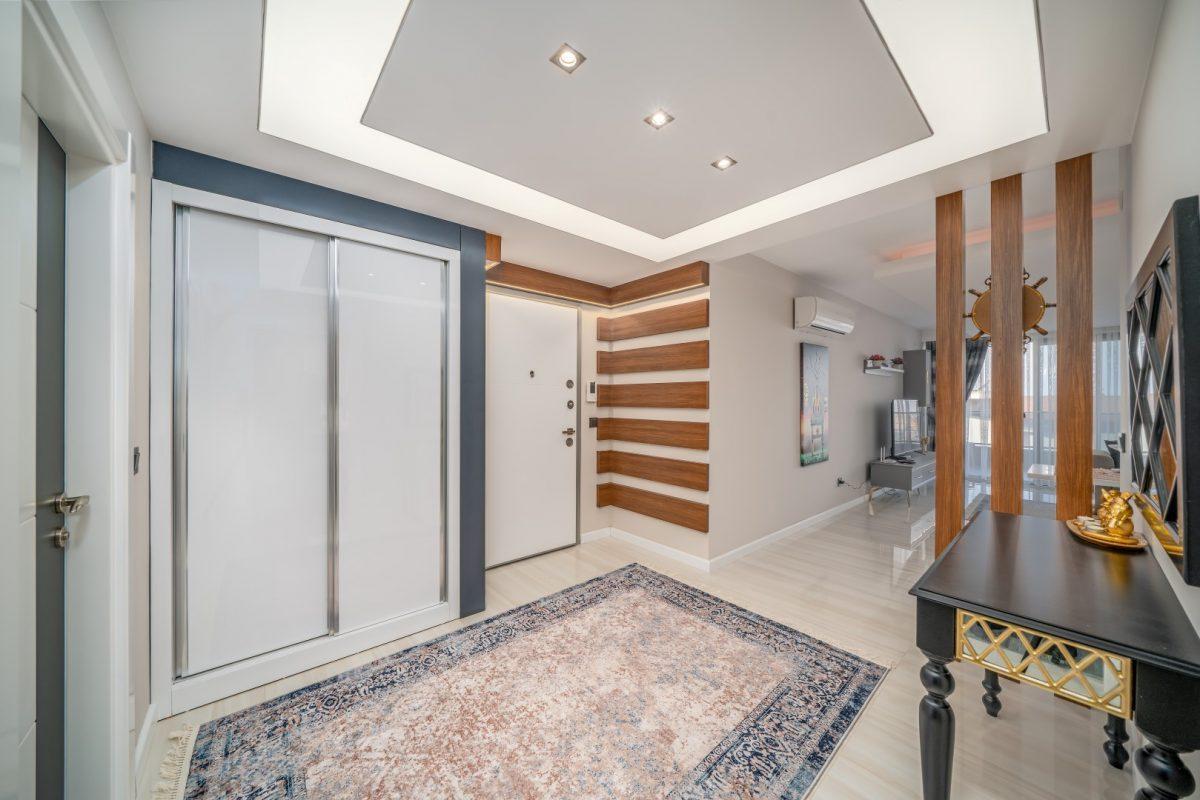 Меблированная квартира в комплексе с богатой инфраструктурой в Кыргыджак - Фото 21