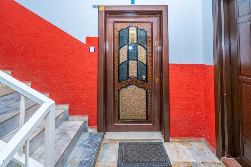 Двухкомнатная квартира в центре Алании по очень хорошей цене - Фото 4