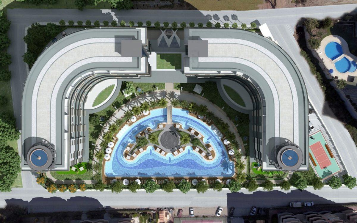 Масштабный проект в районе Махмутлар - Фото 5