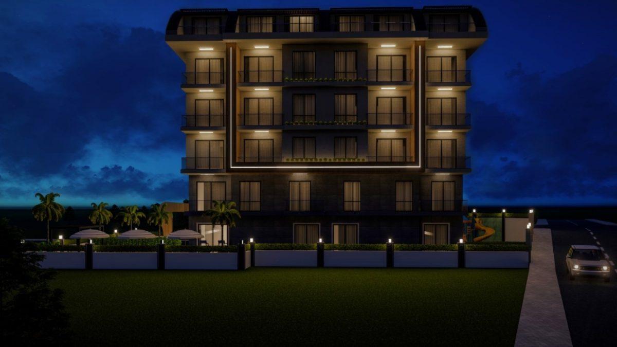 Привлекательный проект жилого комплекса в европейском районе Алании Оба - Фото 5