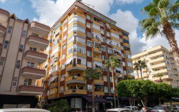 Просторные апартаменты 2+1 в центре Алании