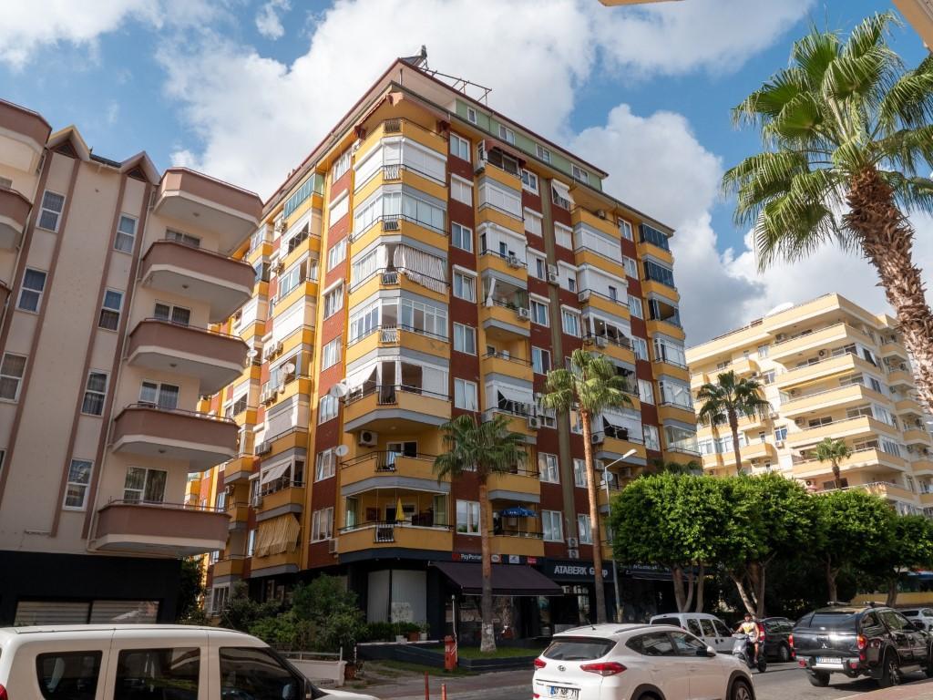 Просторные апартаменты 2+1 в центре Алании - Фото 1