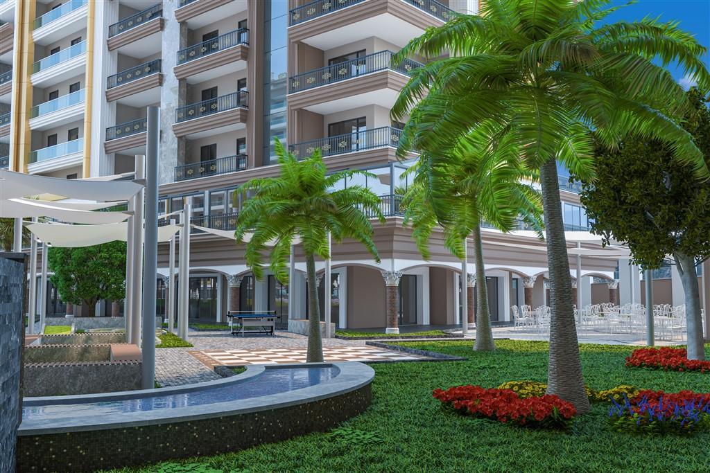 Апартаменты в комплексе премиум класса в Махмутларе - Фото 5