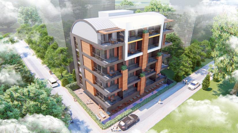 Две квартиры в самом центре города Алании - Фото 4