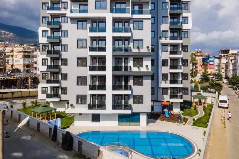 Новая квартира 2+1 в самом центре Алании - Фото 3