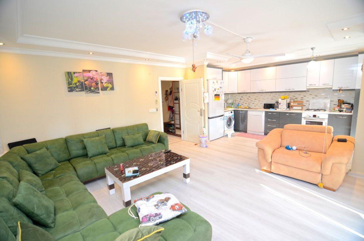 Просторная меблированная квартира 2+1 в Махмутларе - Фото 17