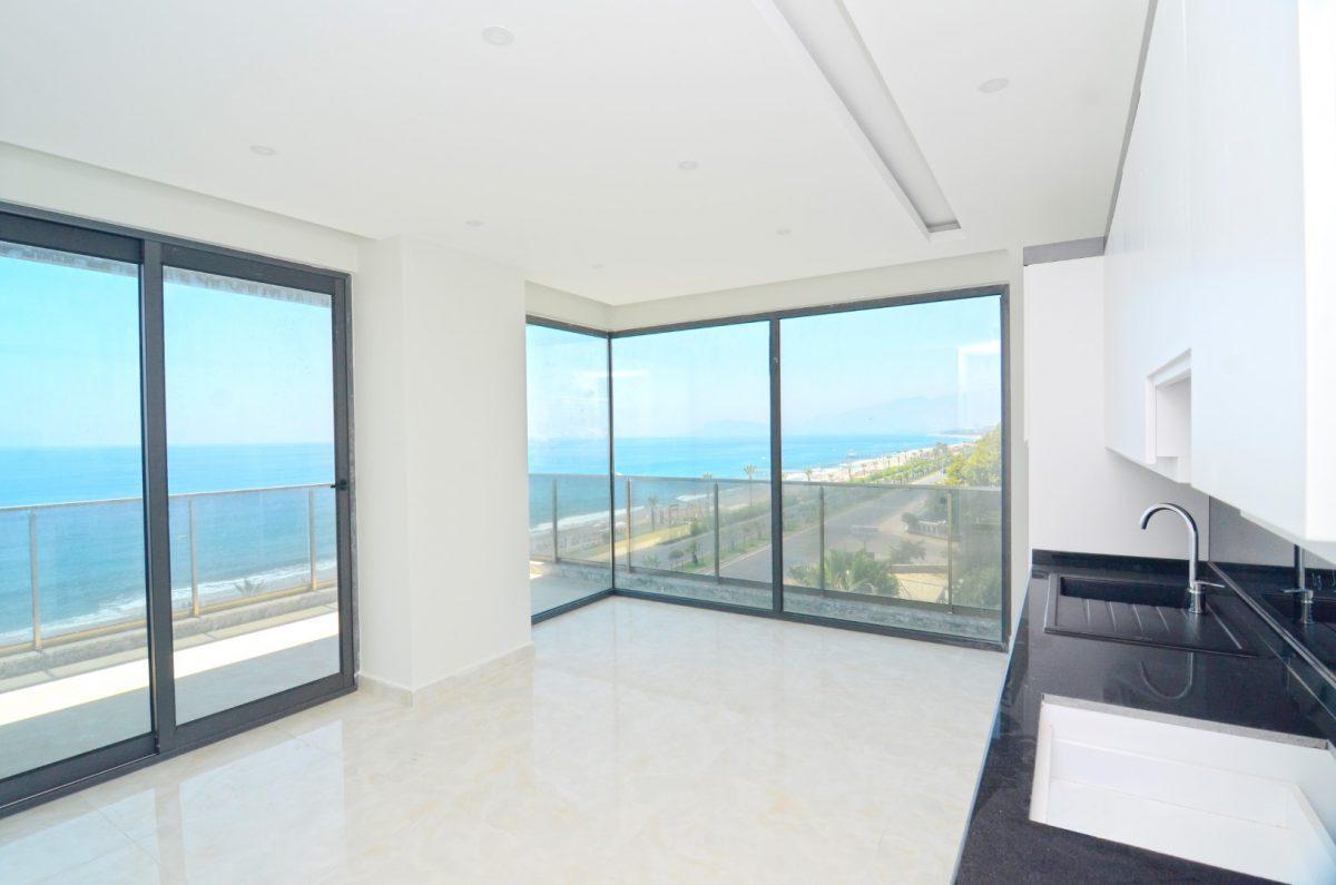 Новая квартира 2+1 на первой береговой линии в Махмутларе - Фото 22