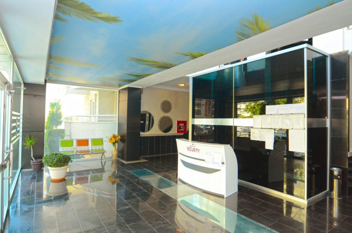 Квартира 2+1 в центре Махмутлара в комплексе с хорошей инфраструктурой - Фото 5