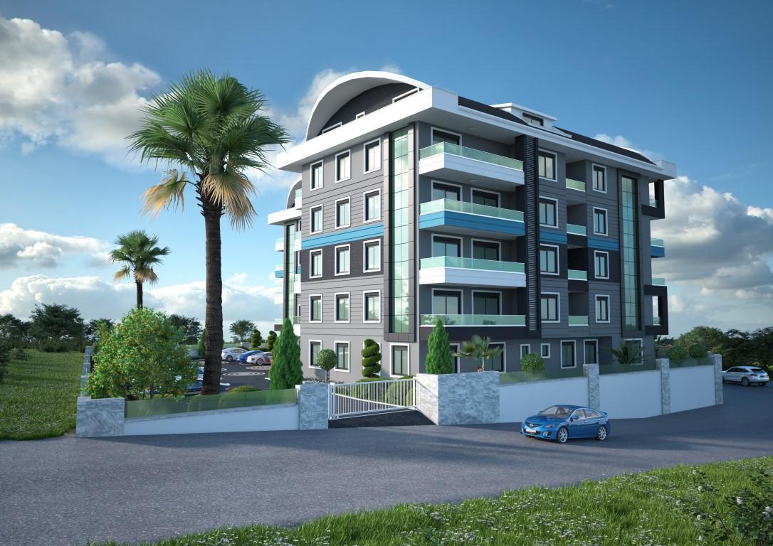 Новый комплекс рядом с морем, с просторными планировками - Фото 5